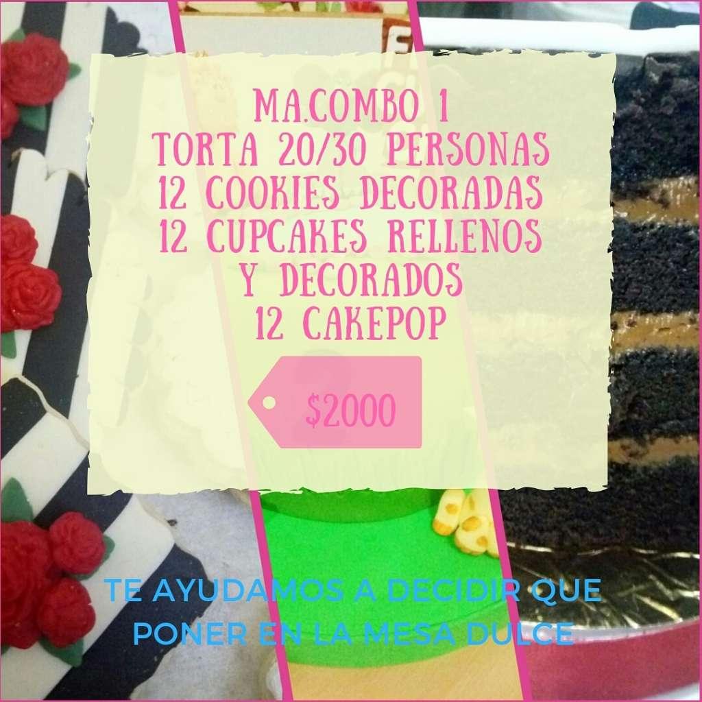 Repostería artesanal María Alejandra