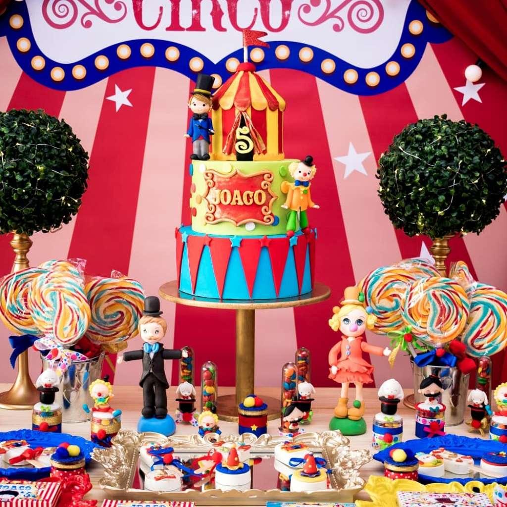 Mesas Temáticas Candy Bar