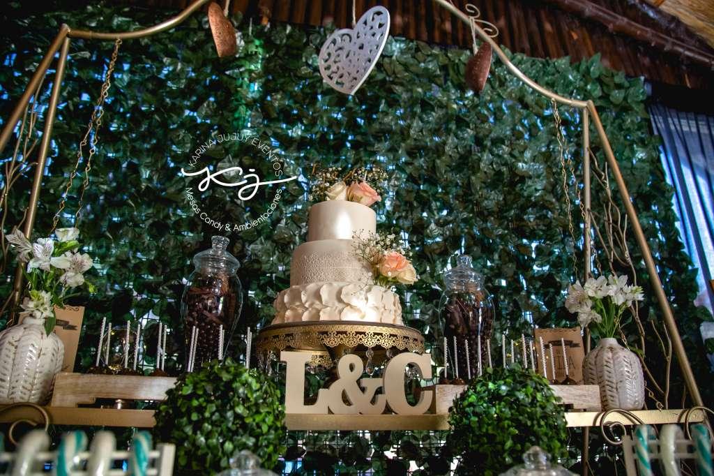 Mesa Candy Casamientos - Karina Jujuy Eventos