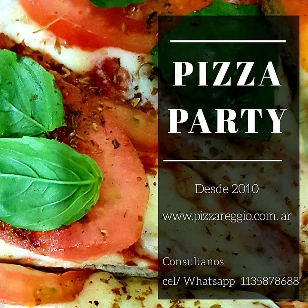 Pizza party zona sur