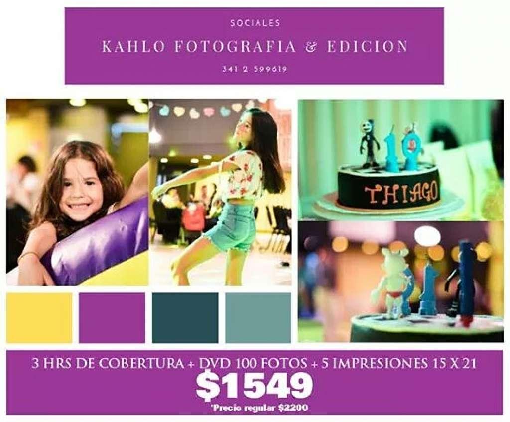 Cobertura fotográfica de evento infantil