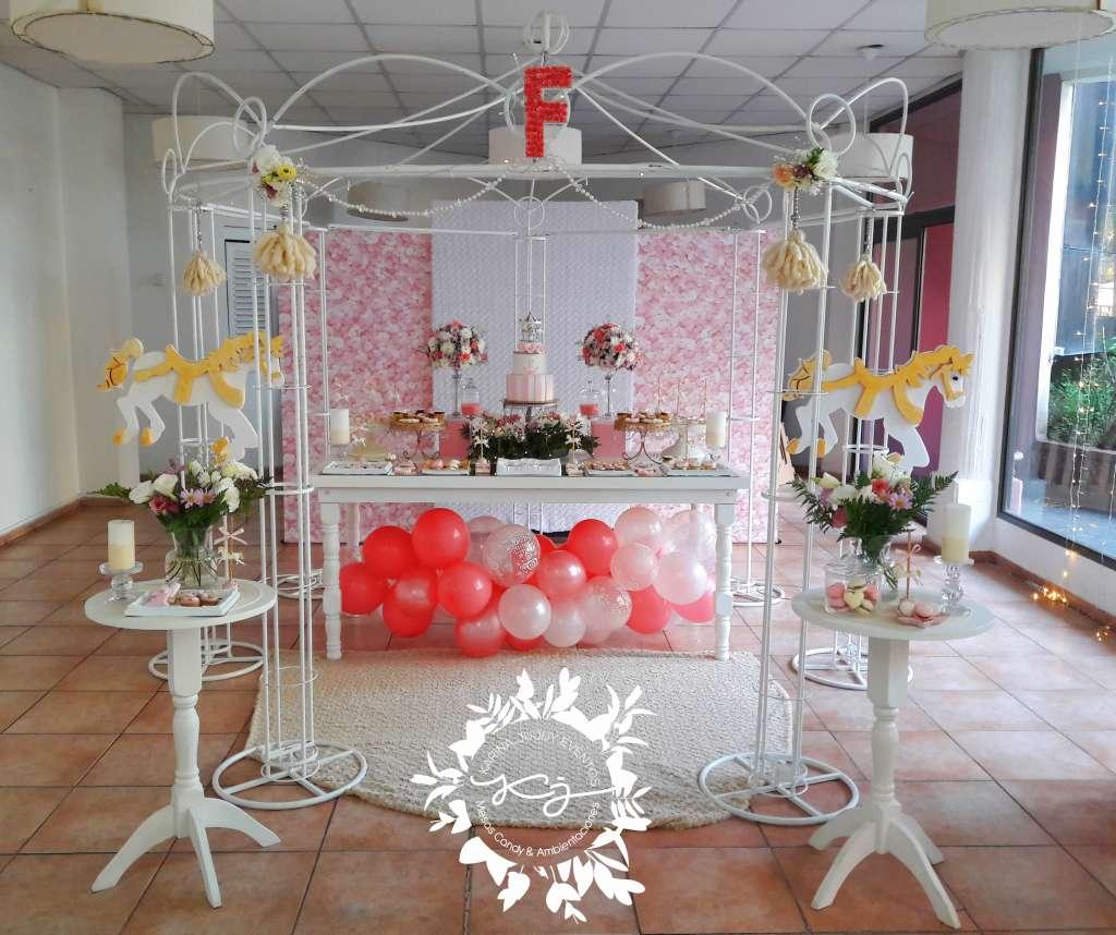 Mesa Candy Infantiles - Karina Jujuy Eventos