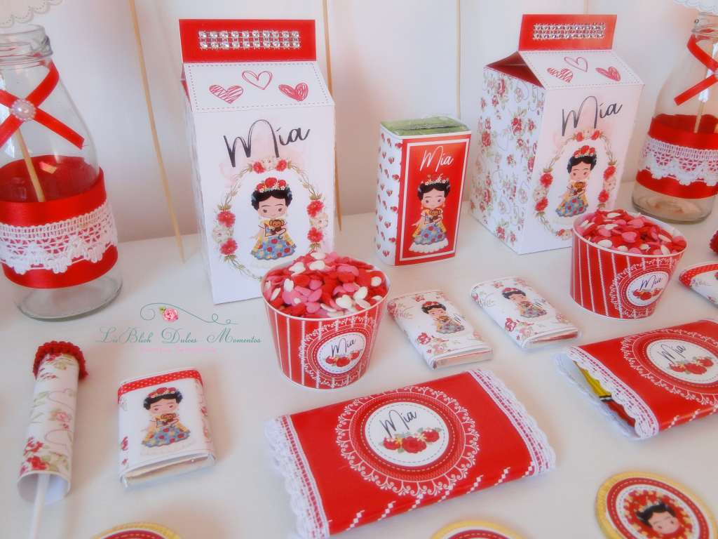 "Party Box ""Mini Frida"""